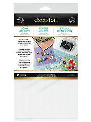 Deco Foil Foam Adhesive Sheets