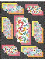 Flights of Fancy Quilt Kit
