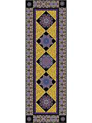 Stained Glass Window Table Runner Kit