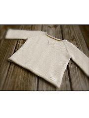 V for Vivi Pullover Knit Pattern