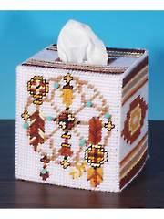 Dream Catcher Tissue Box