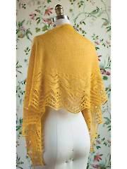 Dorada Shawl Knit Pattern