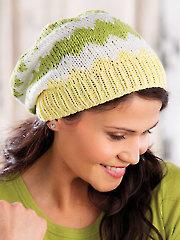 Coastline Hat Knit Pattern