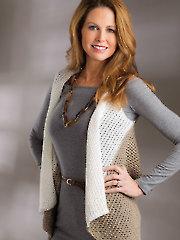 Caldew Vest Knit Pattern
