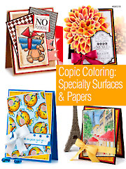 Copic� Coloring: Specialty Surfaces & Papers