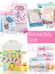 Welcome Baby Cards - Electronic Download AG01214