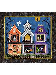 The Witchy Ladies Wall Hanging Pattern