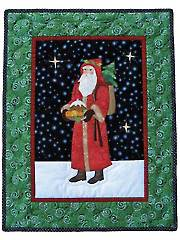Gift from St. Nicholas Quilt Pattern