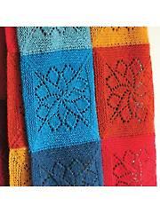 Vivid Blanket Knit Pattern