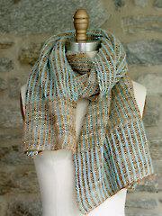 Churros Scarf Knit Pattern