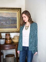 Calleta Cardigan Knit Pattern
