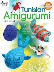 Tunisian Amigurumi Crochet Pattern - Electronic Download