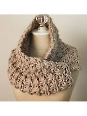 Asterisque Cowl Knit Pattern