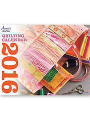 Quilting Calendar 2016