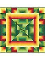 Quattro Quilt Pattern