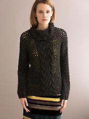 Elan Pullover Knit Pattern