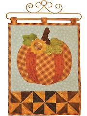Vintage Blessings October Wall Hanging Pattern