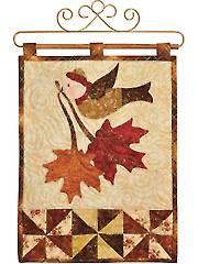 Vintage Blessings November Wall Hanging Pattern