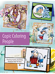 Copic Coloring: People