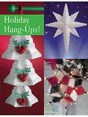 Holiday Hang-Ups! Plastic Canvas Pattern