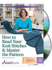 How to Read Your Knit Stitches & Master the Pattern Class DVD