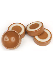 Small Caster Cups - Caramel 908147