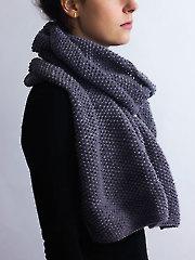 Artemis Wrap Knit Pattern