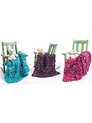 Big Hook Crochet Baby Blankets