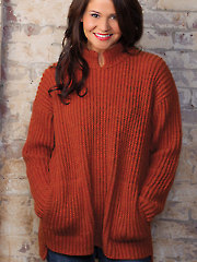 Comfy & Casual Knit Pattern - Electronic Download A885241