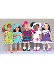 Simple Dresses for 18-Inch Dolls