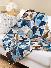 Broken Crackers Quilt Pattern