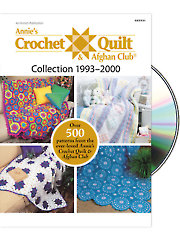 Annie's Quilt and Afghan Club DVD