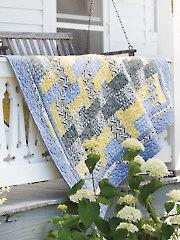 Cottage Scrambler Quilt Pattern