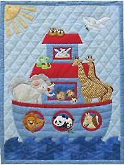 Noah's Ark Quilt Pattern