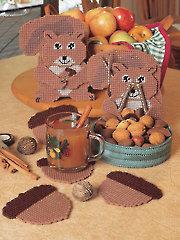 Nut Basket Set