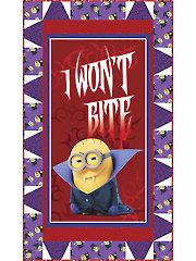 I Won't Bite! Minion� Quilt Kit