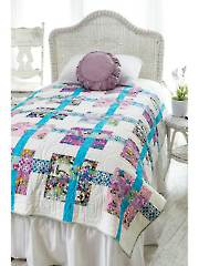 Lunch Boxes Ardienne Quilt Kit
