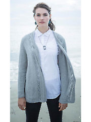 Rivea Cardigan Knit Pattern - Electronic Download A708150
