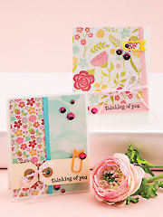 Annie�s Exclusive Thinking of You Card Kit
