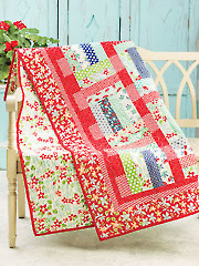 Exclusively Annie's Jelly Bean Dreamin' Quilt Pattern