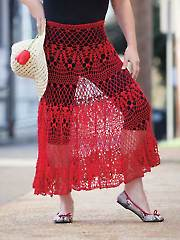 Lace Frenzy Skirt