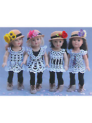 Leggings & Lace for 18-Inch Dolls