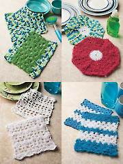 Scrubby Dishcloths - Electronic Download