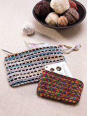 ANNIE'S SIGNATURE DESIGNS: Harmony Notions Cases Knit Patterns - Electronic Download