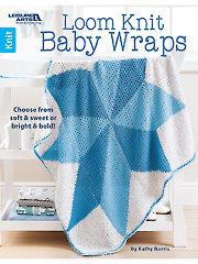 Loom Knit Baby Wraps