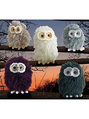 9024: Baby Owl Knit Pattern