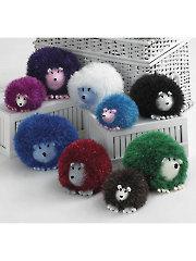 9015: Hedgehog Knit Pattern