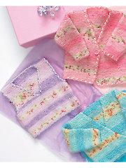 3120: Jackets & Tank Top Knit Patterns