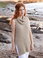 ANNIE'S SIGNATURE DESIGNS: Montecito Tunic Knit Pattern