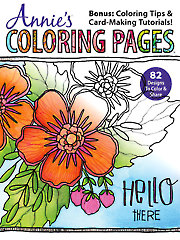 Annie's Coloring Pages